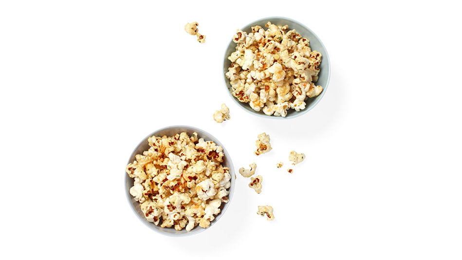Buffalo-Ranch Popcorn Recipe