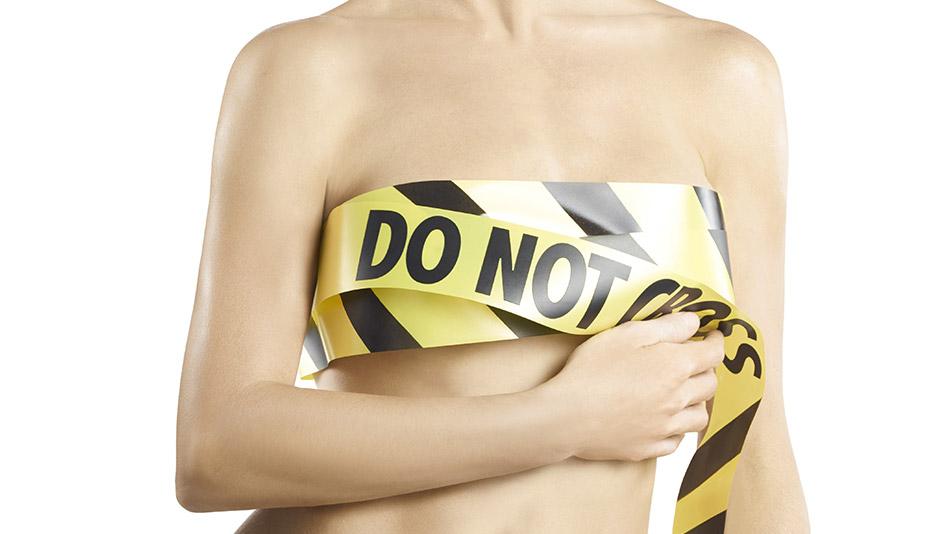mammogram illo