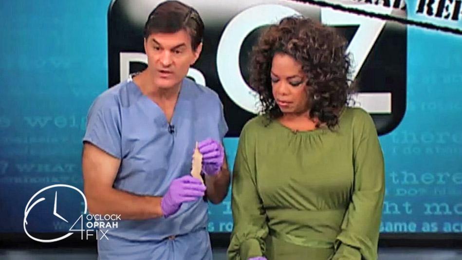 dr oz oprah paraziták