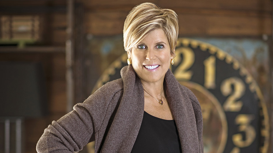 suze orman credit score advice