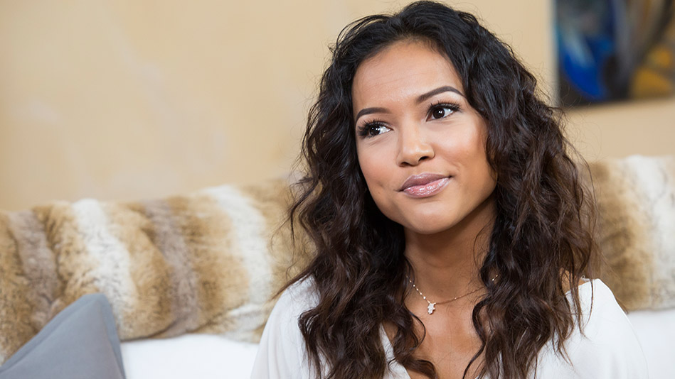 What Karrueche Tran Learned About Oversharing on Social Media - Video