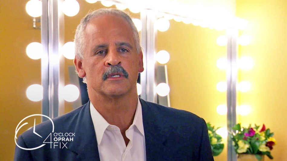A Rare Glimpse Inside Oprah and Stedman's Relationship
