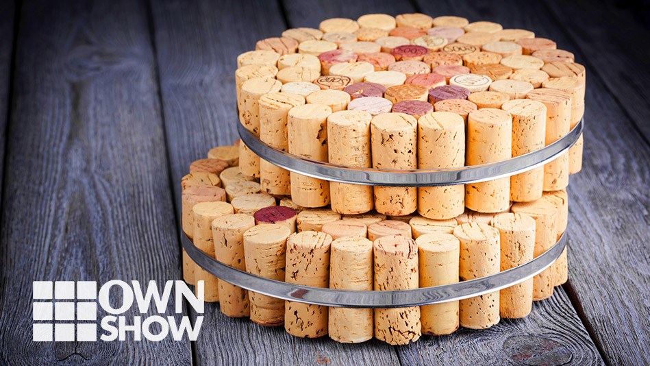 4 ways to decorate your home with wine corks for Decorating with wine corks