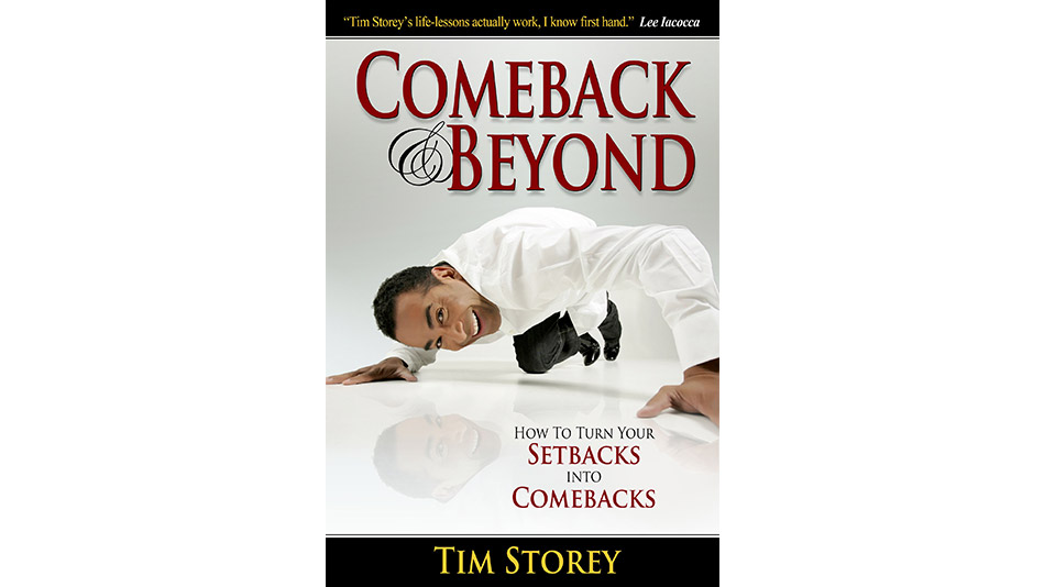 'Comeback and Beyond!' by Tim Storey