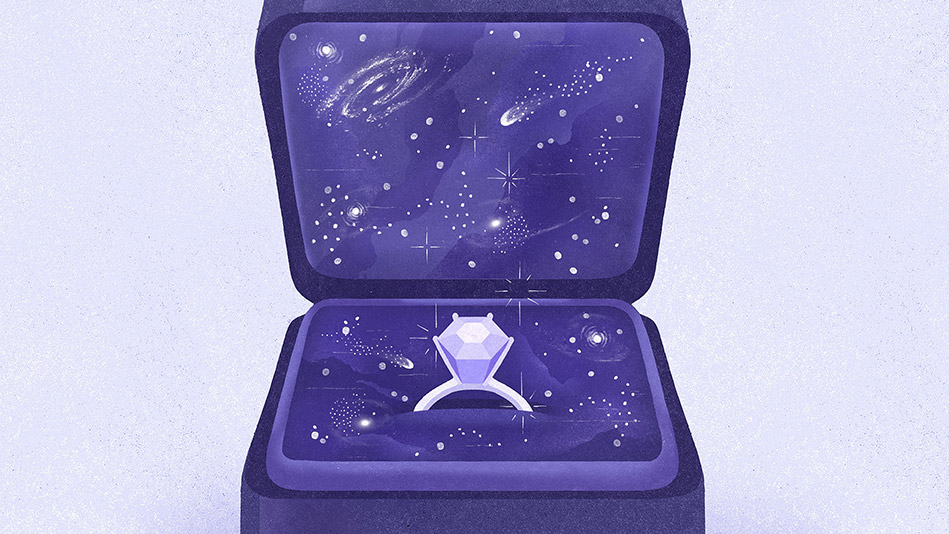 Ring and universe