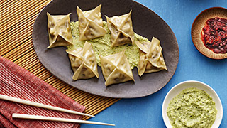 3 Amazing Recipes Using Wonton Wrappers