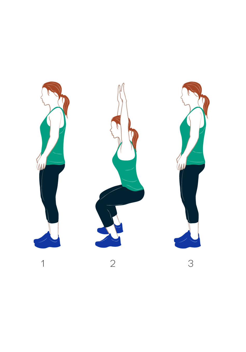 10 Minute Workout Hiit Exercise Routine