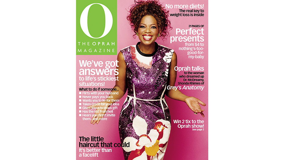 Oprah\'s Favorite Cover Looks From the Past 15 Years