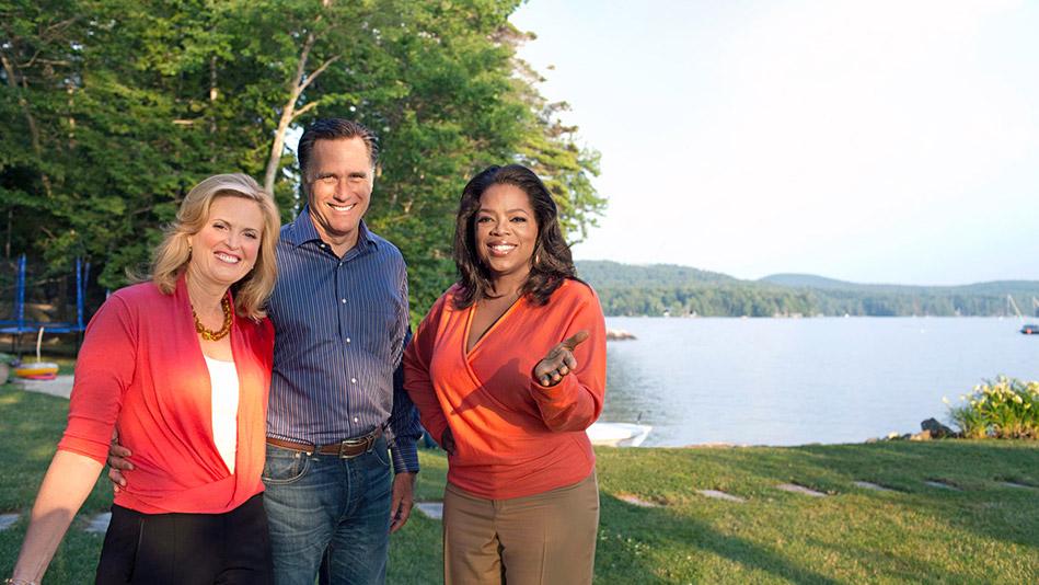 Mitt and Ann Romney's interview with Oprah Winfrey