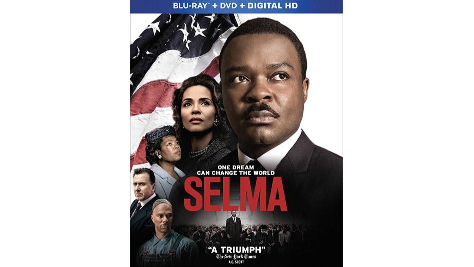 'Selma' DVD cover