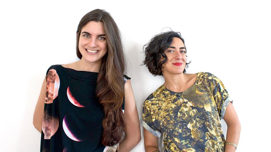 Shadowplaynyc designers Ali Bennaim and Ximena Chouza
