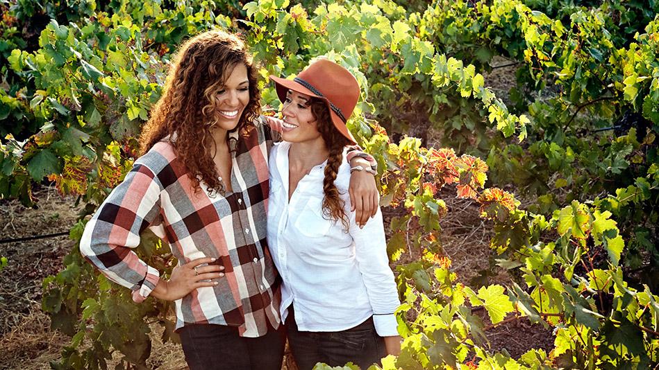 andrea and robin mcbride truvee winery