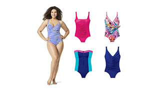The Most Flattering Swimsuit for Your Body Type