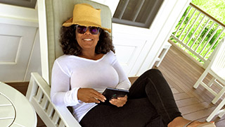 What Oprah Knows for Sure About Living Well