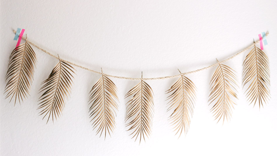 5 Things You Can Do with Gold Spray Paint