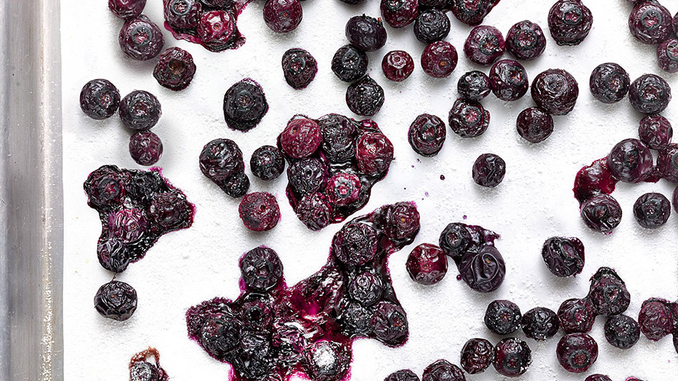 Roasted-Blueberry Compote Recipe