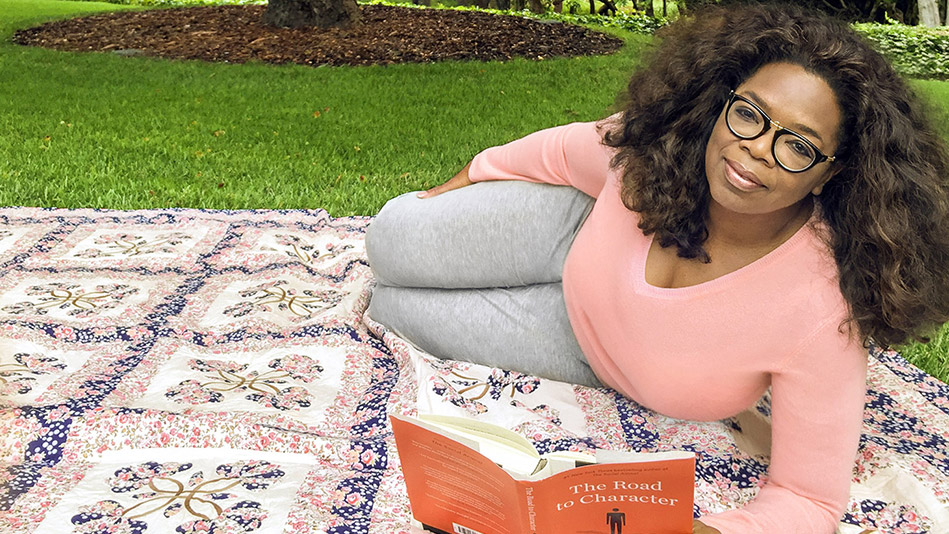 How Oprah Lives in the Moment