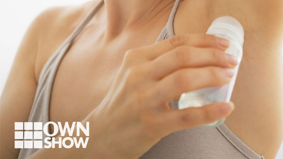 This Will Change The Way You Put On Antiperspirant
