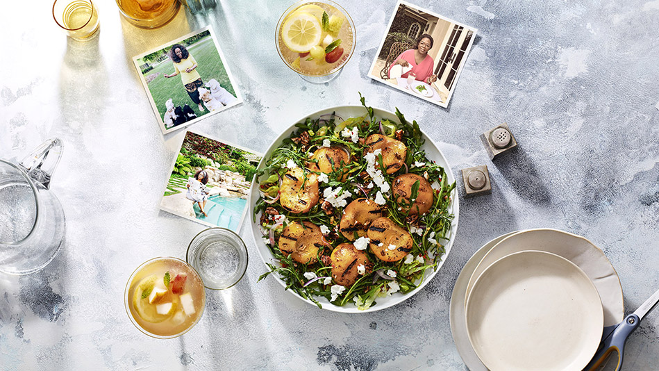 6 Recipes Oprah's Loving This Summer