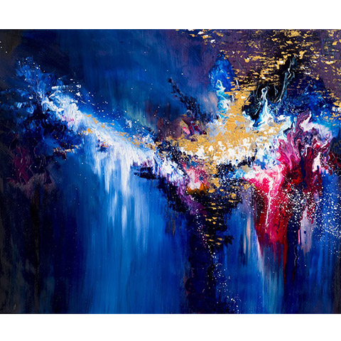 How One Painter Sees Color in Music—And Turns it Into Incredible Works of Art