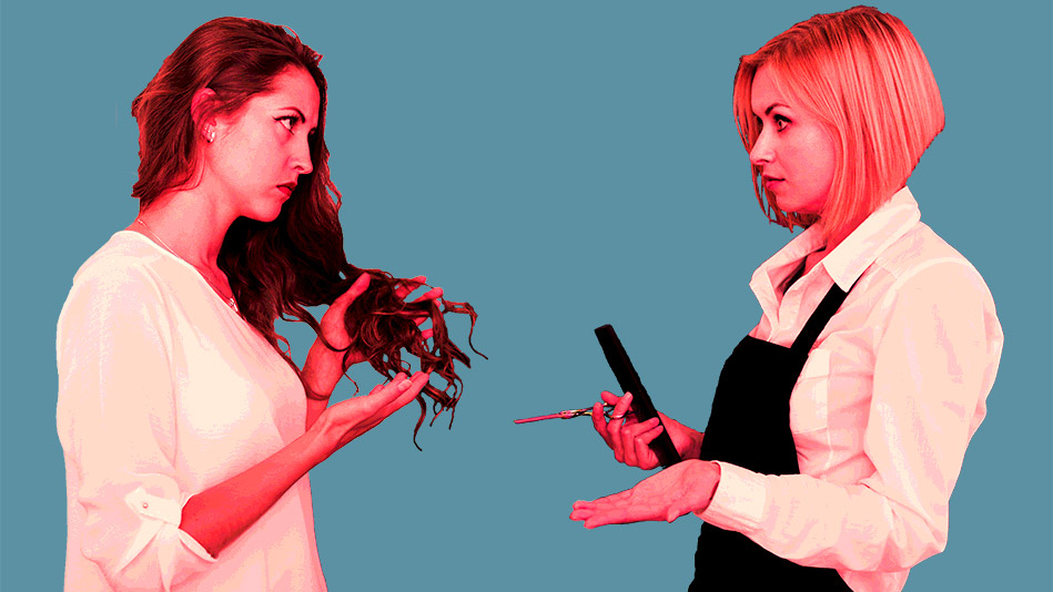 5 Reasons Your Salon Haircut Turned Out Wrong