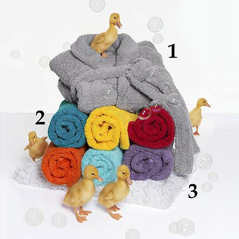 cozy towels