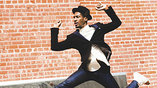 Stephen Colbert's New Bandleader Jon Batiste is Jazzing Up Late Night