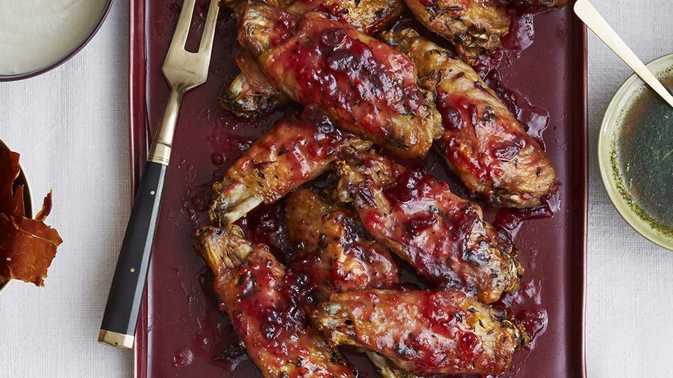 Cranberry-Habanero Sauce