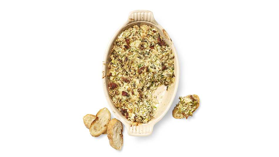brussels sprouts dip