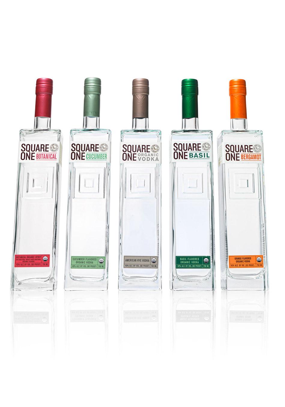 Oprahs Favorite Things 2015 - Square One Vodka