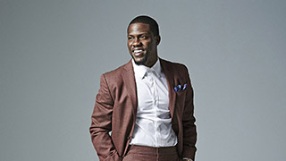 Kevin Hart Tells Us His New Year's Resolution