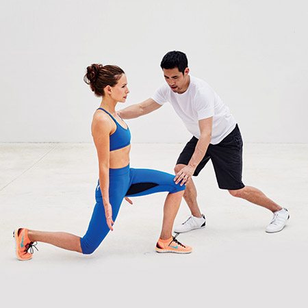 Image result for Pendulum Lunge hd