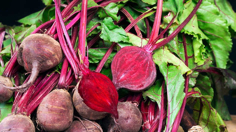 Secret superfood: beets