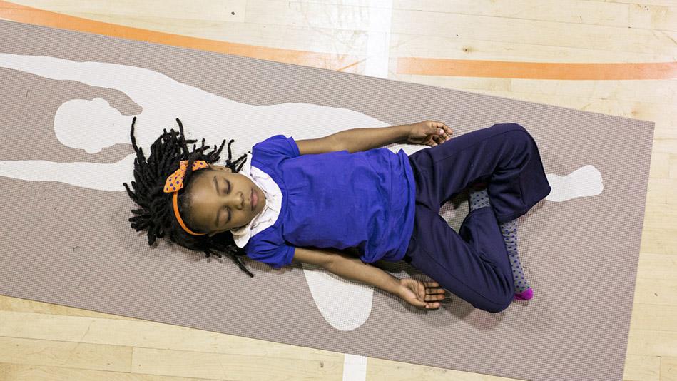 meditation elementary schools