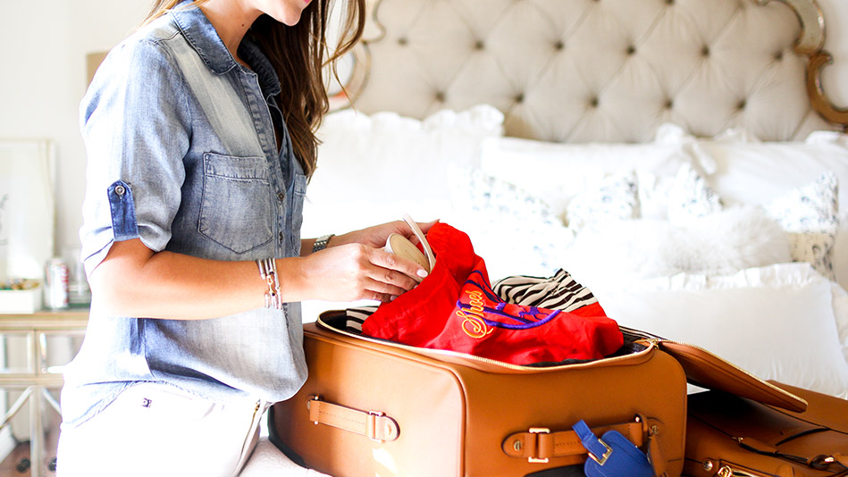 Fashion-Blogger Secrets for Packing a Carry-On