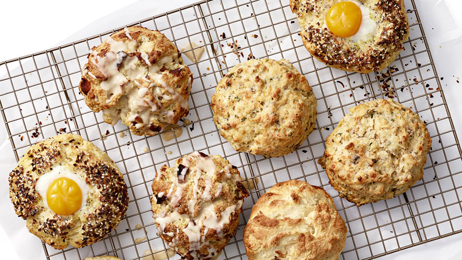 Big Buttermilk Biscuits