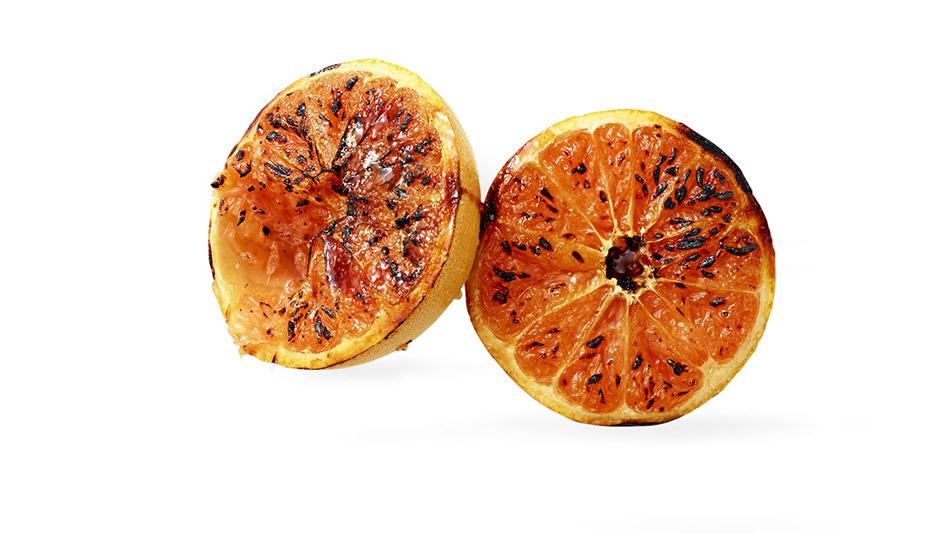 Bruléed Grapefruit Recipe