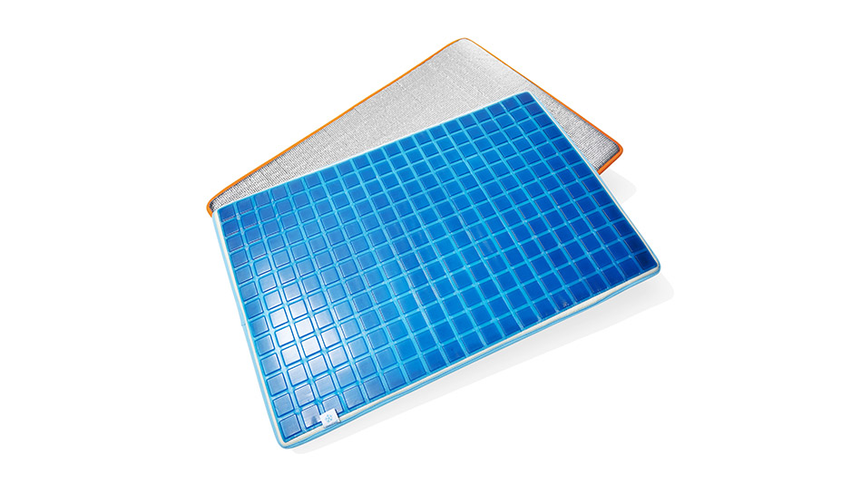 theracool gel cell cooling pad and warming pad