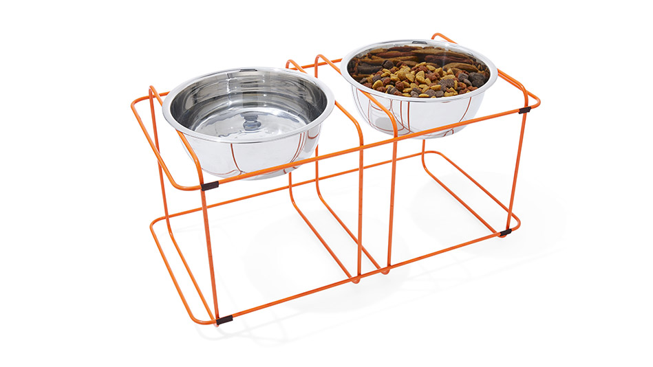 Wire & Dine stand