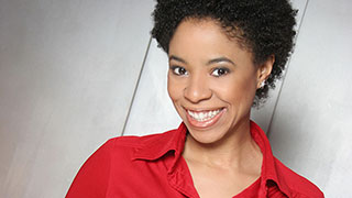Why Comedian Marina Franklin Puts Her Love Life Onstage