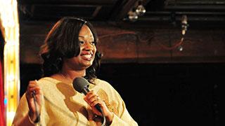 "Comedian Tracey Ashley: ""I Am a Storyteller"""