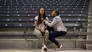 "Former WNBA Superstar Chamique Holdsclaw: ""I Am a Motherless Daughter"""