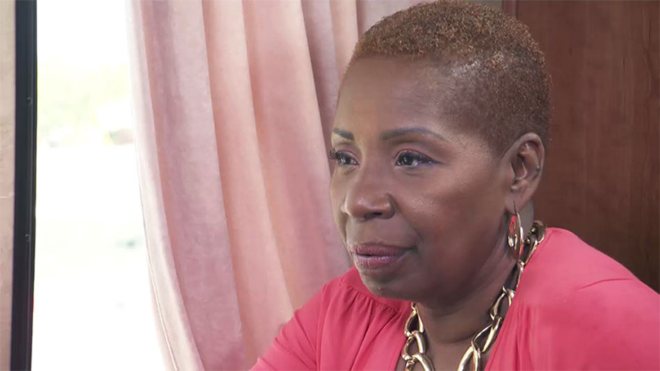 How Iyanla Survived Domestic Abuse