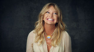 <i>Oprah's Master Class</i> with Goldie Hawn