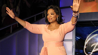Oprah's Finale Sign-Off