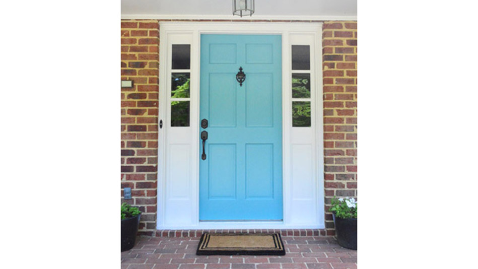 10 of the Prettiest Front Doors
