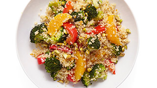 Quinoa Mix-Ins for Breakfast, Lunch and Dinner