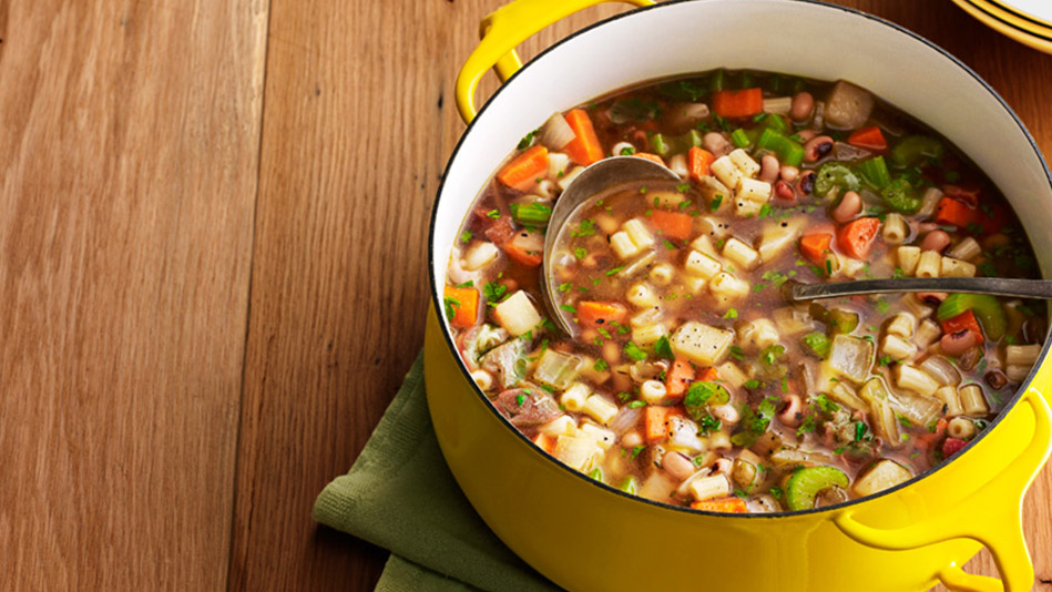 3 Soul-Warming Soup Recipes from Sunny Anderson