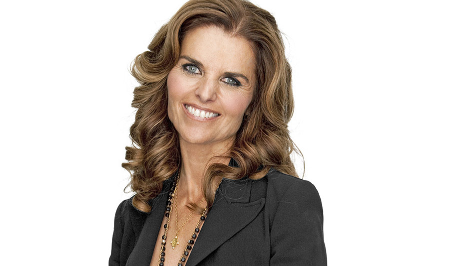 The Personal Is Political: Maria Shriver on Economic Equality for Women
