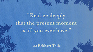 6 Powerful Quotes from Eckhart Tolle